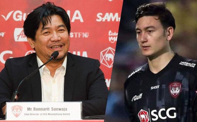 Văn Lâm tăng giá trị chuyển nhượng, Muangthong United cảnh báo Cerezo Osaka - Ảnh 1.