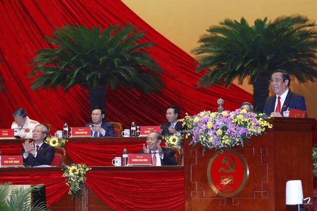 Danh sách 200 Ủy viên Ban Chấp hành Trung ương Đảng khoá XIII - Ảnh 1.