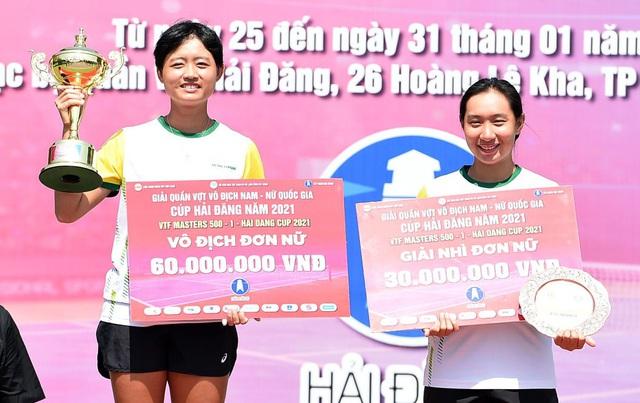 Lý Hoàng Nam giành chức vô địch VTF Masters 500 - Ảnh 2.