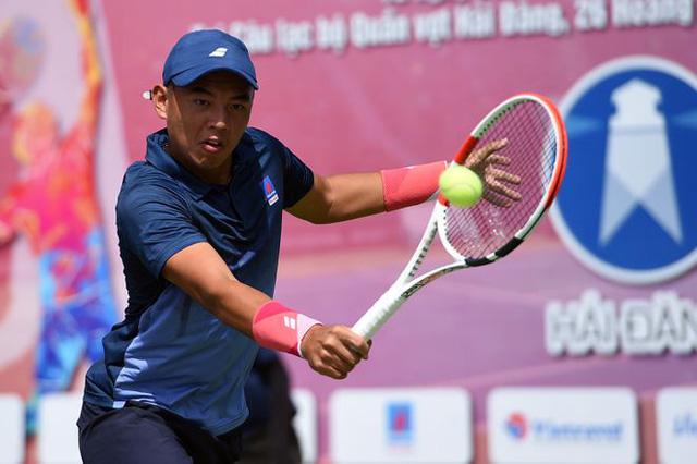 Lý Hoàng Nam giành chức vô địch VTF Masters 500 - Ảnh 1.