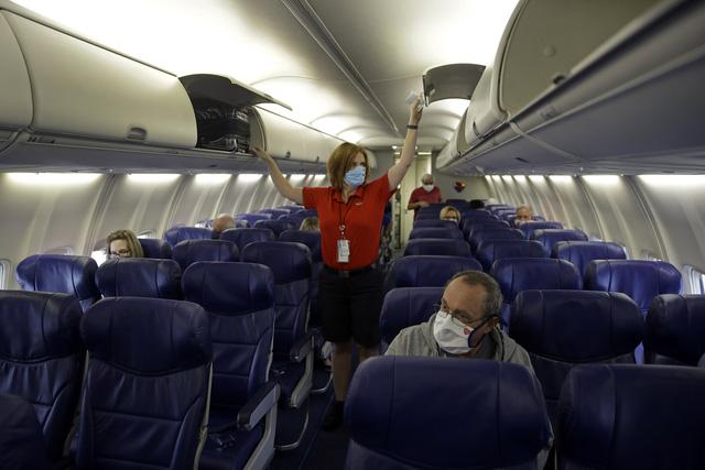 """United Airlines: 14.000 việc làm đang trong tình trạng """"báo động"""" - Ảnh 1."""