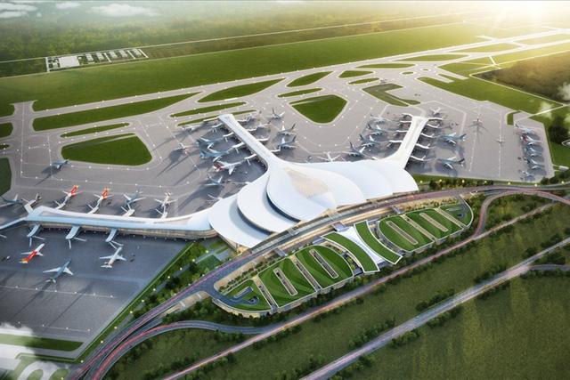 Hôm nay (5/1), khởi công giai đoạn 1 sân bay Long Thành - Ảnh 1.