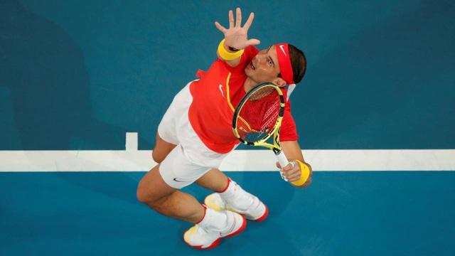 Rafael Nadal đặt mục tiêu đầu năm 2021 - Ảnh 1.