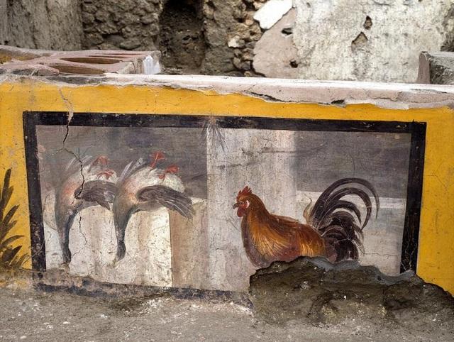 Phát hiện quầy bar cổ đại gần 2000 năm tuổi - ảnh 2
