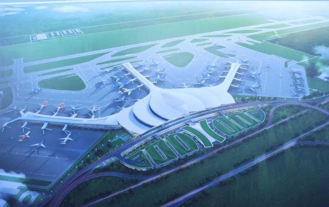 Sân bay Long Thành hướng tới trở thành trung tâm trung chuyển hàng không của khu vực - Ảnh 2.