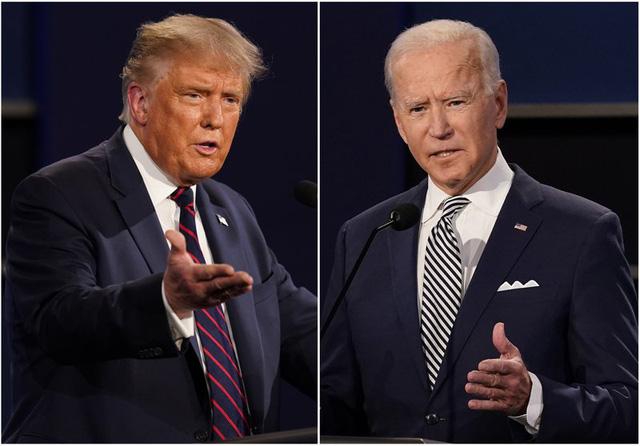 Hai ngày quyết định tương lai chính trị nước Mỹ - Ảnh 1.