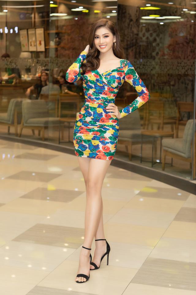 Á hậu Ngọc Thảo đại diện Việt Nam thi Miss Grand International 2021 - Ảnh 5.