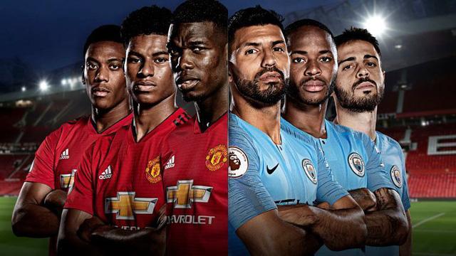 Derby Manchester, Man Utd – Man City: Tấm vé chung kết chỉ cho người chiến thắng (Bán kết Cúp Liên đoàn Anh) - Ảnh 1.