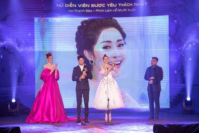 Đỗ Thị Hà đọ sắc cùng dàn Hoa hậu đàn chị tại Ngôi Sao Xanh - Ảnh 10.
