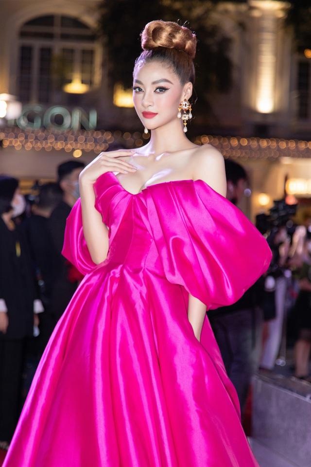 Đỗ Thị Hà đọ sắc cùng dàn Hoa hậu đàn chị tại Ngôi Sao Xanh - Ảnh 8.