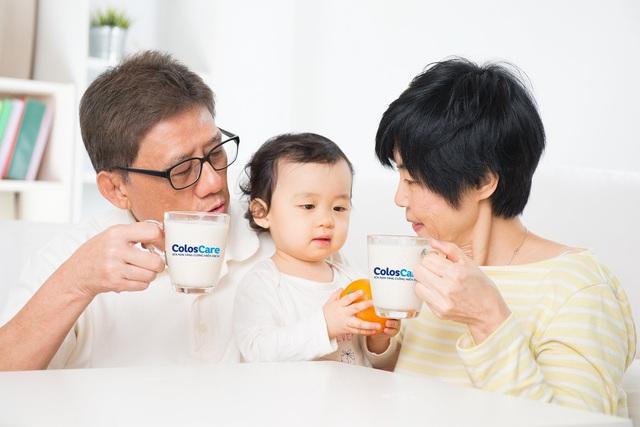 Chủ động tăng cường miễn dịch cho cả gia đình với ColosCare - Ảnh 2.