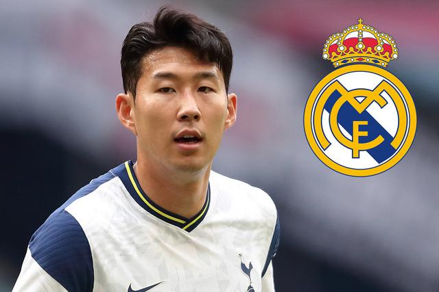 Tottenham vội vã trói chân Son Heung Min - Ảnh 1.