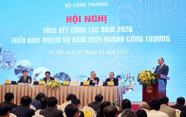 Tiếp tục phát huy cỗ xe tam mã trong năm 2021 - Ảnh 1.