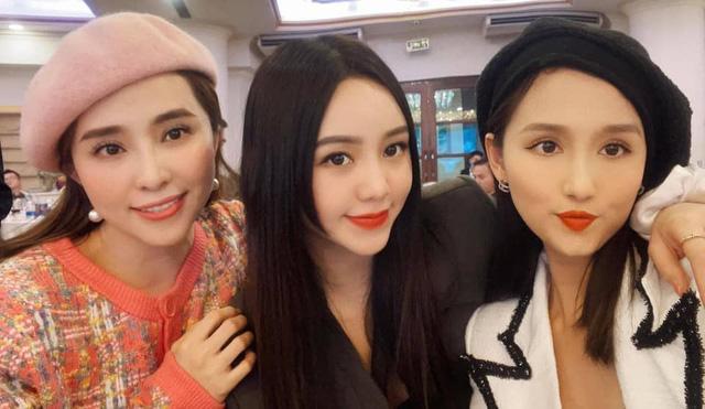 Hồng Diễm, Bảo Thanh và loạt nữ diễn viên xinh đẹp bất ngờ tụ họp - Ảnh 6.
