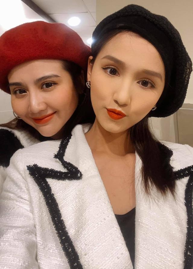 Hồng Diễm, Bảo Thanh và loạt nữ diễn viên xinh đẹp bất ngờ tụ họp - Ảnh 8.