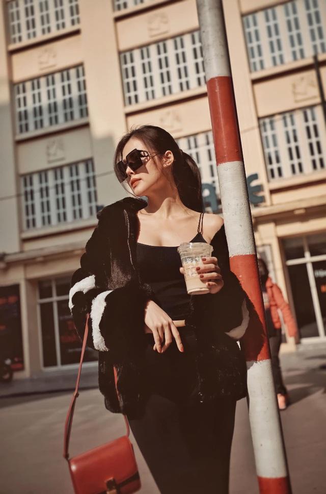 Phanh Lee tung bộ ảnh hờ hững giữa phố Đông Hà Nội - Ảnh 5.