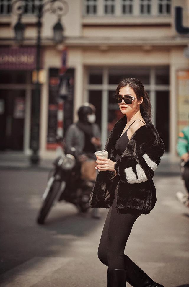 Phanh Lee tung bộ ảnh hờ hững giữa phố Đông Hà Nội - Ảnh 9.