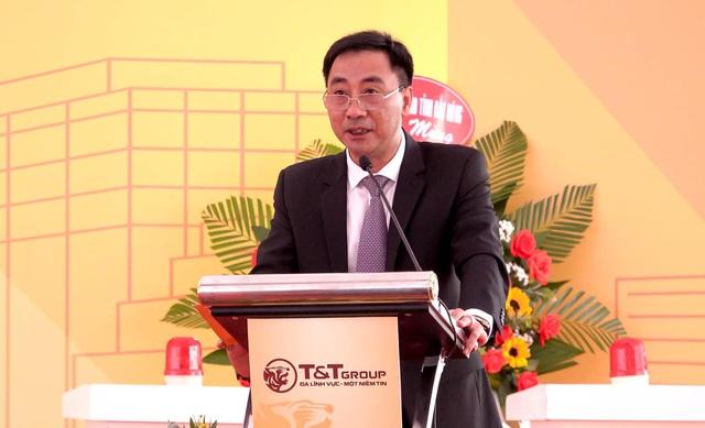 T&T và WorldSteel Group khởi công xây dựng trung tâm thương mại tại Đắk Nông - Ảnh 2.