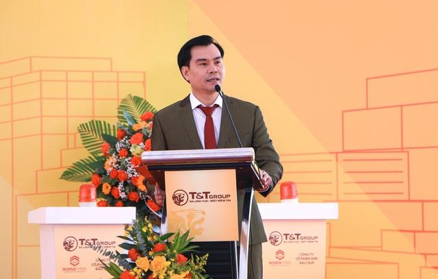 T&T và WorldSteel Group khởi công xây dựng trung tâm thương mại tại Đắk Nông - Ảnh 3.