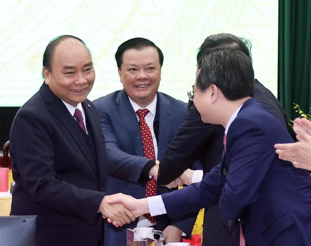 Thủ tướng dự Hội nghị triển khai nhiệm vụ tài chính - ngân sách nhà nước năm 2021 - Ảnh 1.