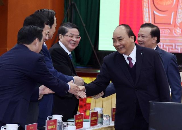Thủ tướng dự Hội nghị triển khai nhiệm vụ tài chính - ngân sách nhà nước năm 2021 - Ảnh 2.