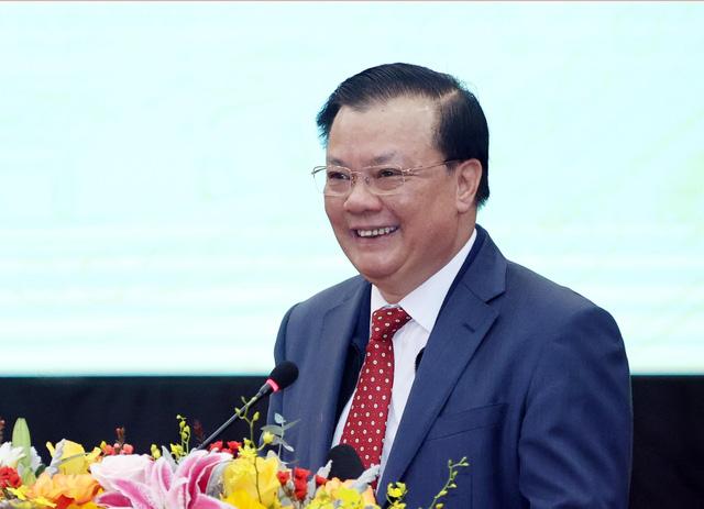 Thủ tướng dự Hội nghị triển khai nhiệm vụ tài chính - ngân sách nhà nước năm 2021 - Ảnh 6.