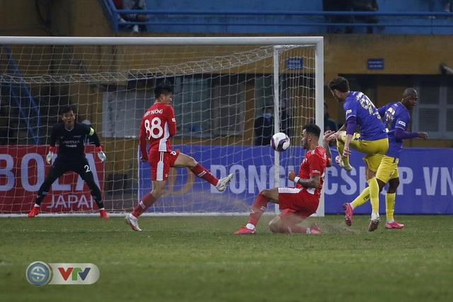 Thắng CLB Viettel, CLB Hà Nội giành Siêu cúp Quốc gia - Ảnh 4.