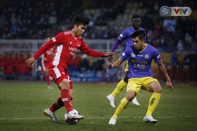 Thắng CLB Viettel, CLB Hà Nội giành Siêu cúp Quốc gia - Ảnh 1.
