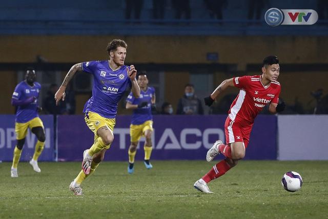 Thắng CLB Viettel, CLB Hà Nội giành Siêu cúp Quốc gia - Ảnh 2.