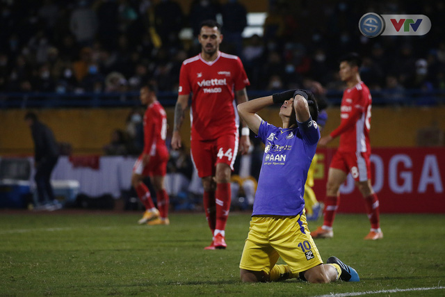 Thắng CLB Viettel, CLB Hà Nội giành Siêu cúp Quốc gia - Ảnh 9.