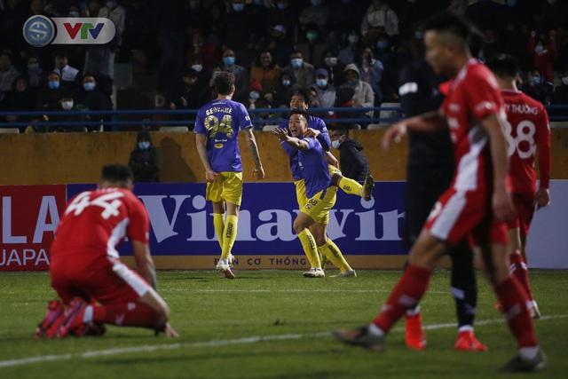 Thắng CLB Viettel, CLB Hà Nội giành Siêu cúp Quốc gia - Ảnh 11.