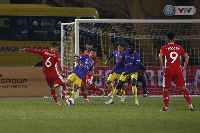 Thắng CLB Viettel, CLB Hà Nội giành Siêu cúp Quốc gia - Ảnh 12.