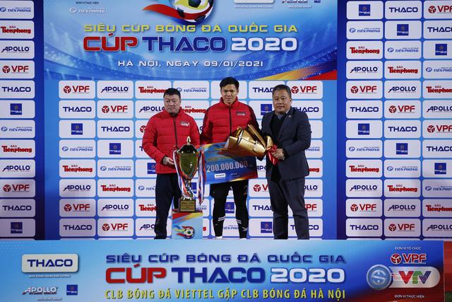 Thắng CLB Viettel, CLB Hà Nội giành Siêu cúp Quốc gia - Ảnh 15.