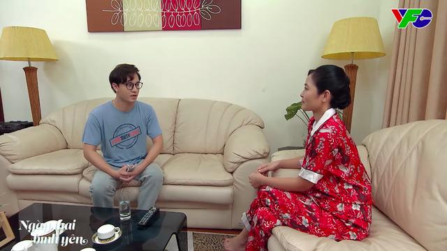 Ngày mai bình yên - Tập 16: Hòa quyết tâm làm rể nhà Trà, ba mẹ con mẹ Trúc bị kẹt ở nhà dì Mai - ảnh 1