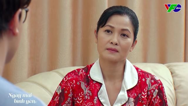 Ngày mai bình yên - Tập 16: Hòa quyết tâm làm rể nhà Trà, ba mẹ con mẹ Trúc bị kẹt ở nhà dì Mai - ảnh 3