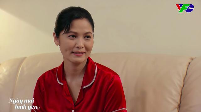 Ngày mai bình yên - Tập 16: Hòa quyết tâm làm rể nhà Trà, ba mẹ con mẹ Trúc bị kẹt ở nhà dì Mai - ảnh 5