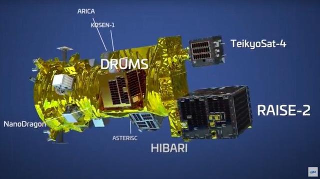 Chưa thể phóng vệ tinh NanoDragon lên quỹ đạo theo dự kiến - Ảnh 2.