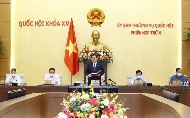 Tin Kinh tế: Khai mạc Phiên họp thứ 4 của Ủy ban Thường vụ Quốc hội