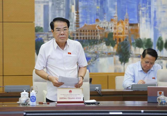 Khai mạc Phiên họp thứ 4 của Ủy ban Thường vụ Quốc hội - Ảnh 7.