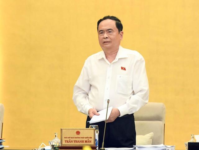 Khai mạc Phiên họp thứ 4 của Ủy ban Thường vụ Quốc hội - Ảnh 2.