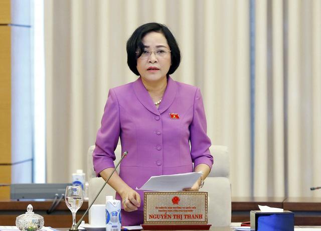 Khai mạc Phiên họp thứ 4 của Ủy ban Thường vụ Quốc hội - Ảnh 8.