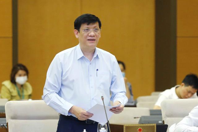 Khai mạc Phiên họp thứ 4 của Ủy ban Thường vụ Quốc hội - Ảnh 3.