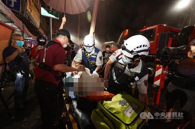 Cháy chung cư cao tầng ở Đài Loan (Trung Quốc), ít nhất 46 người thiệt mạng - ảnh 1