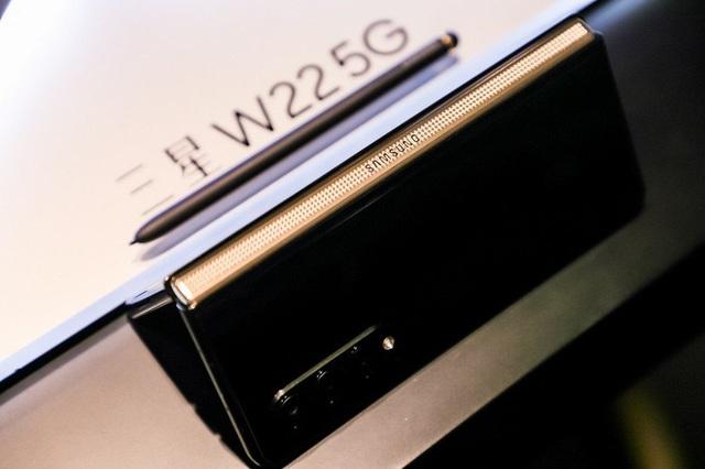 Samsung W22 5G - phiên bản Galaxy Z Fold3 dành riêng cho thị trường Trung Quốc - ảnh 3