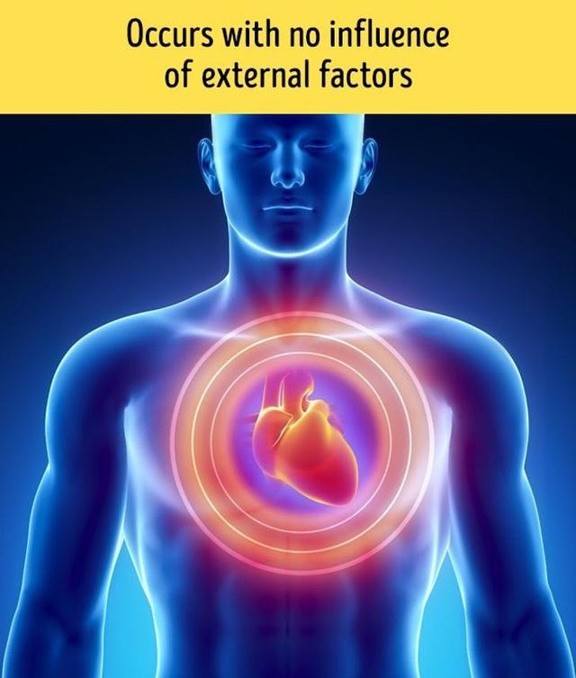 """8 dấu hiệu đáng """"báo động"""" của nguy cơ đau tim - ảnh 6"""