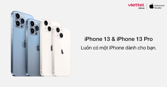 Đã có thể đặt trước iPhone 13 Series chỉ từ 13.000.000đ tại Viettel Store - ảnh 2