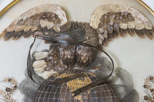 Khám phá món đồ đặc biệt làm từ tóc của Abraham Lincoln - ảnh 1