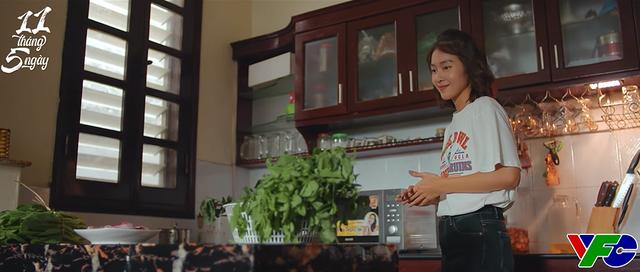 11 tháng 5 ngày: Nhi âm thầm làm cô Tấm về nhà nấu cơm cho bố - ảnh 4