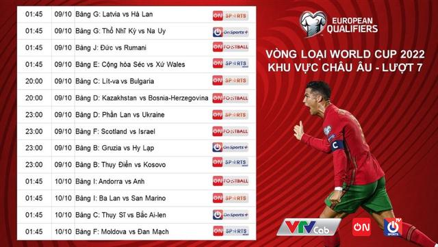 Bán kết UEFA Nation League: Trực tiếp trên VTVcab - ảnh 5