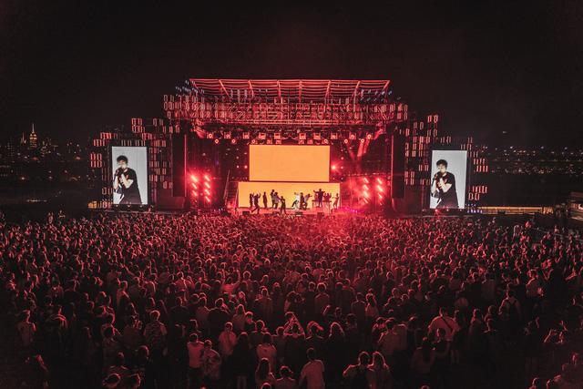 Mỹ Anh - Nghệ sĩ Việt Nam tham dự lễ hội âm nhạc của 88Rising - Ảnh 2.
